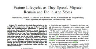 Feature Lifecycles paper screenshot